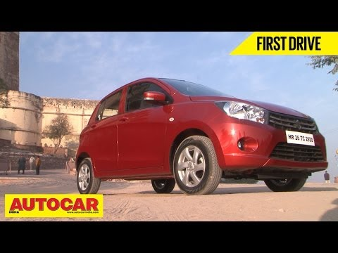 Maruti Suzuki Celerio | Manual & AMT Transmissions | Quick Review | Autocar India