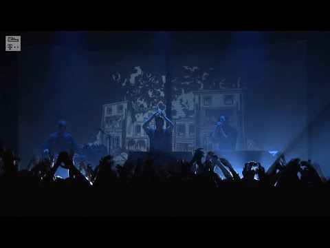 Thumbnail of video  MODERAT live in Prague (2014)