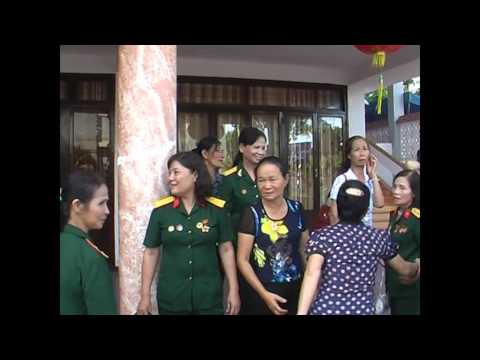 Gặp mặt 300 nữ Cựu chiến binh QĐ 2 tại Quảng bình 9/2014 (P1)