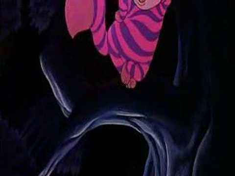 alice in wonderland-cheshire cat