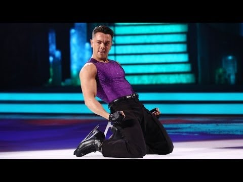 Ray Quinn - Dancing on Ice 2014 - week 8