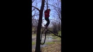 [Dyna-e International Inc Tree Climber!] Video
