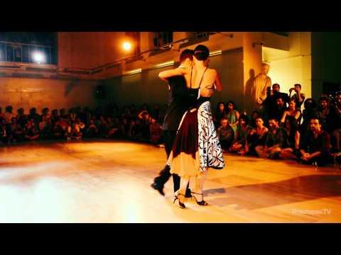 Rui Barroso & Inês Gomes, 1-3, International Istanbul Tango Festival  2014