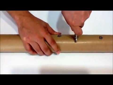 Video de como hacer un telescopio sencillo youtube for Como hacer un proyecto de comedor infantil