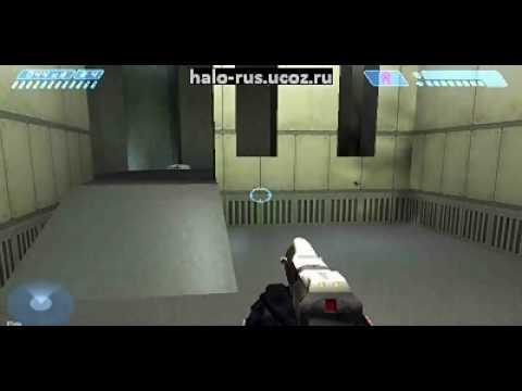 Halo-Rus2 tricks