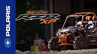 RZR XP 1000 High Lifter Edition - Polaris RZR Sport Side by Side ATV