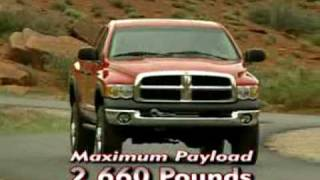 Motorweek Video Of The 2005 Dodge Ram