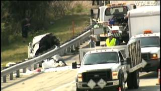 Tractor-trailer Crash Clogs Pa. Turnpike