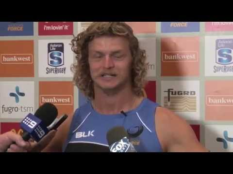 Honey Badger - devotional song to Nick Cummins  | Super Rugby Video