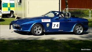 TVR 390SE on Track