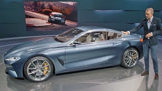 BMW 8 Series concept (2018) Walkaround [YOUCAR]. YouCar Car Reviews.