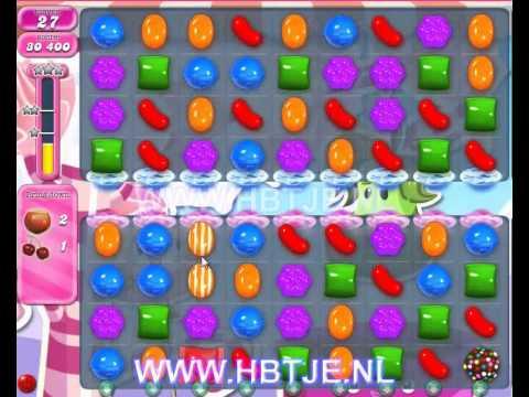 Candy Crush Saga level 498