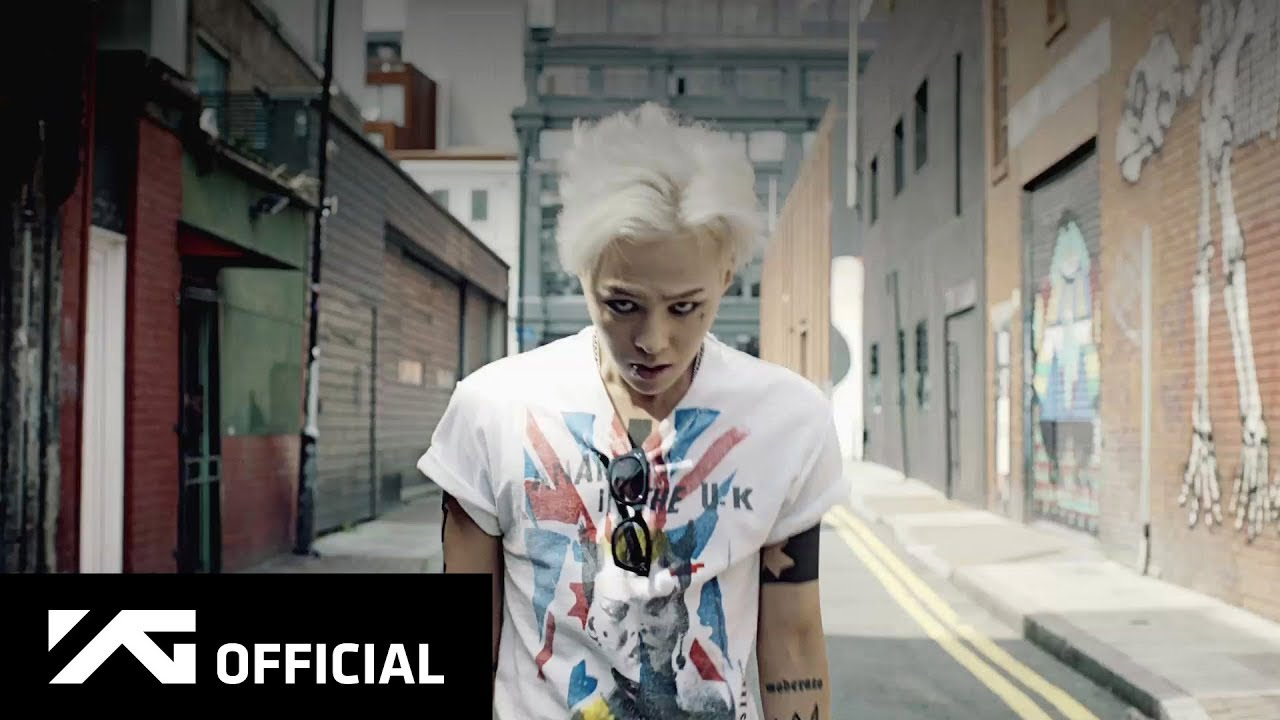 G-DRAGON.....(crooked)