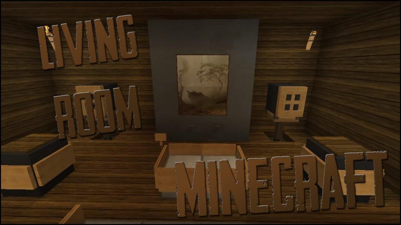 Living Room Ideas Minecraft YouTube