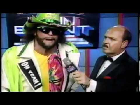 Macho Man Tribute! Best Ever Interview!