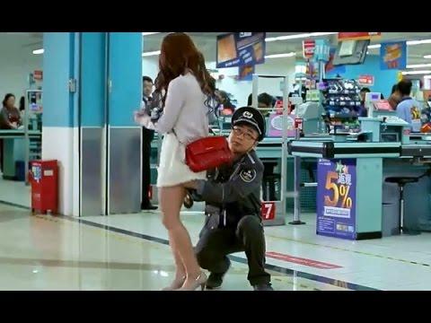 Bảo vệ siêu thị sàm sở gái xinh và cái kết :))