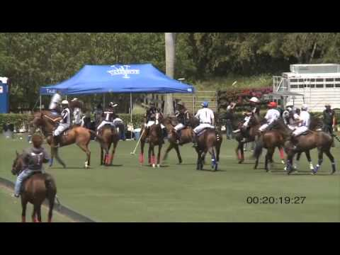 Polo: Valiente vs Crab Orchard - 2014 U.S Open