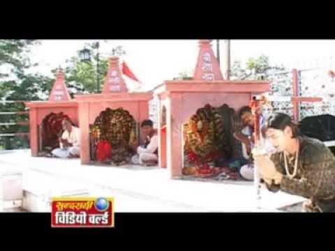 Maiyya Bhawani Sharde - Maa Sharda Bhawani - Rakesh Tiwari - Hindi Devotional Song