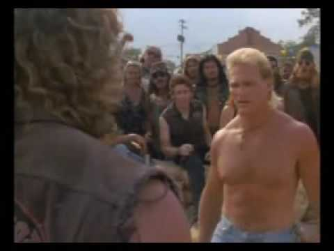 STONE COLD (1991) Fight scene - YouTube