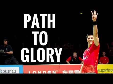 MOTIVATION in Badminton - THE PATH TO GLORY