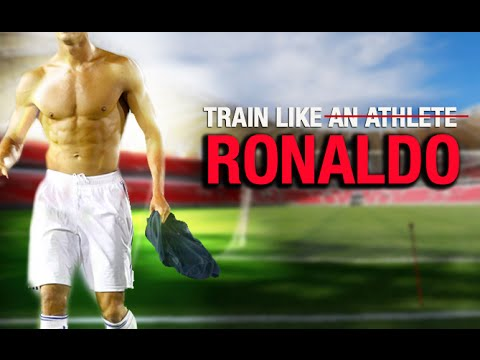Cristiano Ronaldo Workout (SHREDDED CORE AND MORE!!)