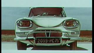 Publicité Citroën Ami 6