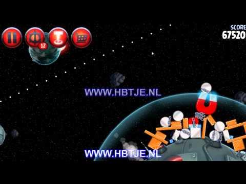 Angry Birds Star Wars 2 Naboo Invasion p1-19 3 stars