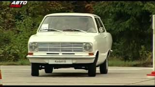 Опель Кадет нстория - Opel Kadett