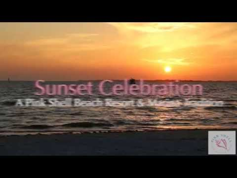 Sunset Celebration at Pink Shell Beach Resort and Marina