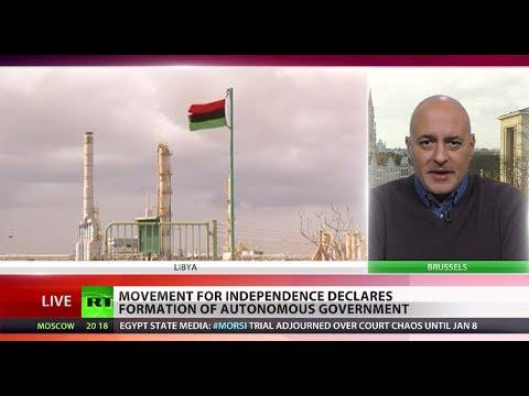 History Repeat: Eastern Libyan province declares itself an autonomous region
