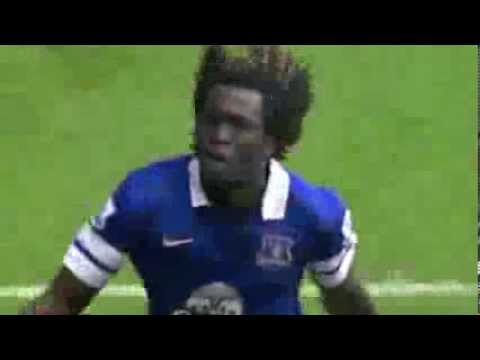 Romelu Lukaku vs Liverpool (Home) 23.11.2013 - HD