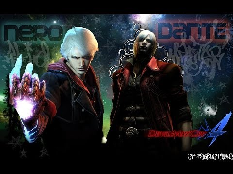 TnS  Devil May Cry 4   Shura VS Son of Sparta parte 1