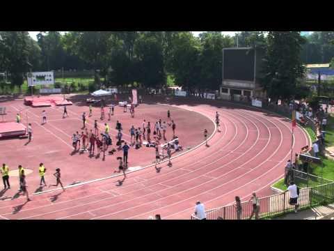 W 800 m Heat 2