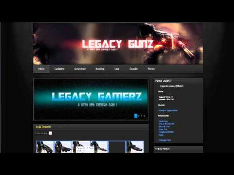 legacy gunz download