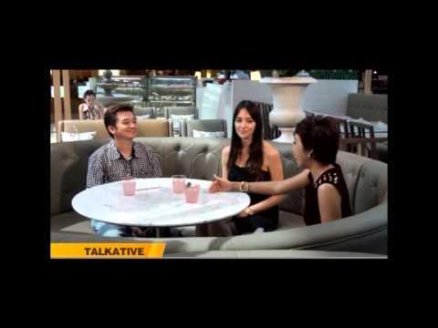 ซาร่า มาลากุลเลน Bk 6 //รายการเขย่าจอ Talkative ทุกวันอังคาร 20.00-21.00 น. ช่อง Super บันเทิง