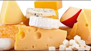 Top 10 Iconic Cheeses