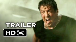 The Expendables 3 Official Trailer #2 (2014) Sylvester