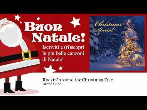 Brenda Lee - Rockin' Around the Christmas Tree - Natale