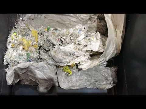 Ecopolymer Shark ES10.2 Shredder for Big Bags