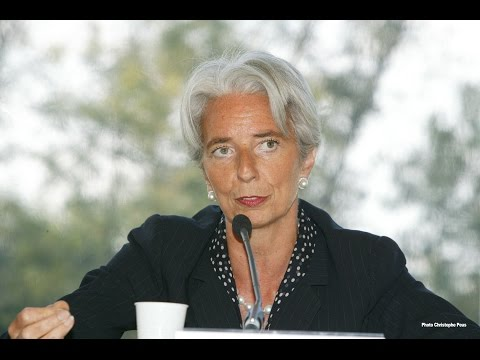 Global Currency Reset - Christine LaGarde World Economic Forum