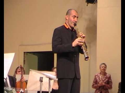 Jean Denis Michat plays Bach  2