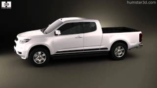Chevrolet Colorado S-10 Extended Cab 2013 videos