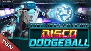 DISCOTECA EXPLOSIVA: Disco Dodgeball w/Bersgamer