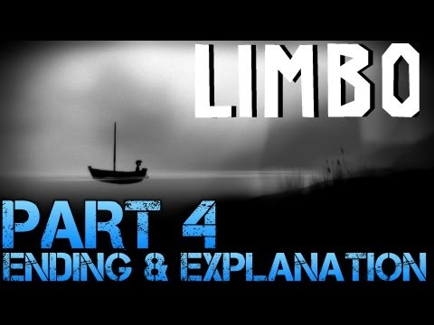 Limbo - ENDING & EXPLANATION - Part 4 PC Gameplay Walkthrough - Commentary/Facecam
