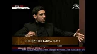 The Death of Fatima (a.s.)