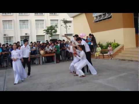 Giấc Mơ Thần Tiên 12A4 THPT Tân An 2012 2013
