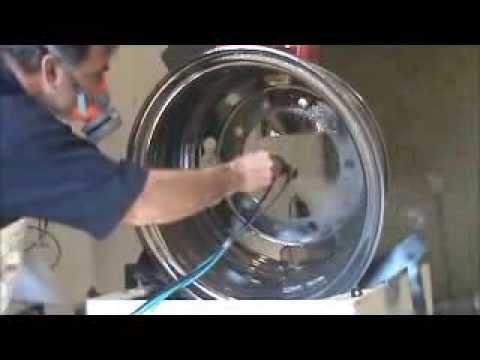 cromo spray P/ Rodas,Caminhoes,Onibus,Carros