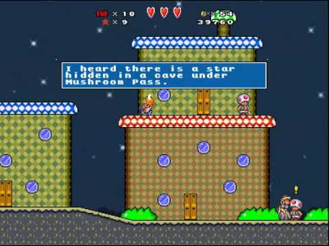 TTG Longplay (fred) - Super Mario Bros  X - 1