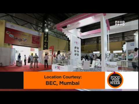 Annapoorna World of Food India 2013, Impressions