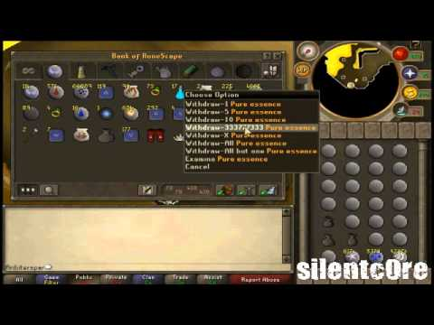 RuneScape - Ultimate ZMI Runecrafting Guide